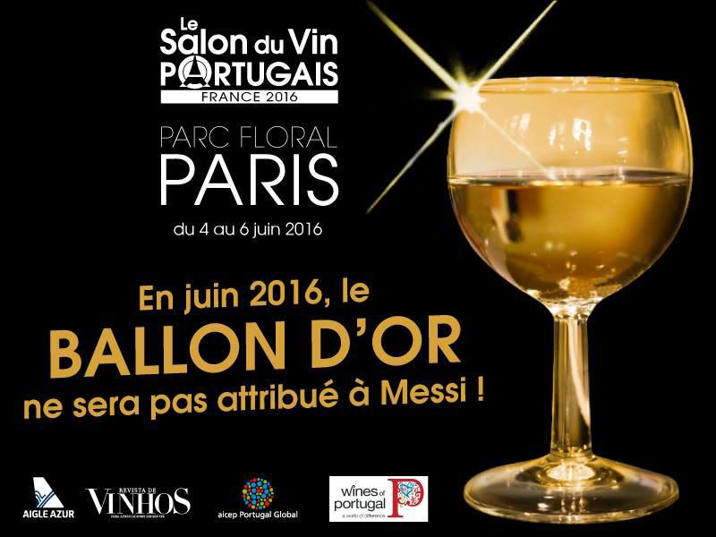 Le 1er salon des vins et spiritueux portugais en france for Calendrier salon des vins