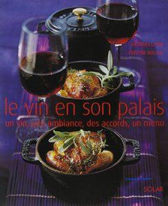 Georges Lepre Le vin en son palais