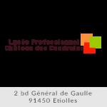 Logo Lycée Professionnel Château des Coudraies