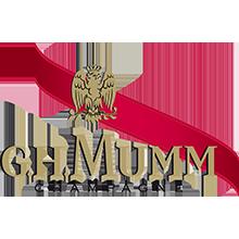 Logo Champagne GH Mumm