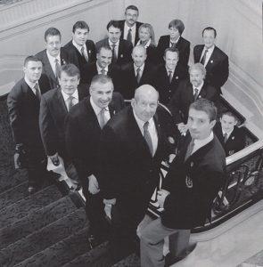 Les Membres du conseil en 2007