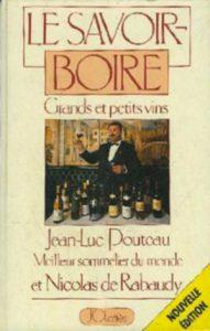 Jean-Luc Pouteau Le savoir boire