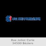 Logo Ecole CCI Formation Béziers