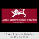 Logo Lycée Gascon Bordeaux Talence