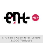 Logo Ent Mip Toulouse