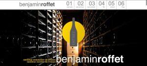 Home Page du site de Benjamin Roffet