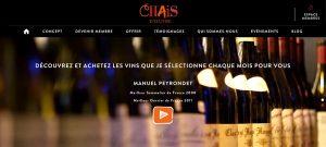 Home Page du site de Manuel Peyrondet