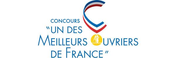 Logo Concours Meilleur Ouvrier de France