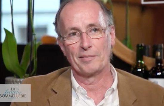 Alvaro Van Zeller dans la vidéo youtube: Conversation du sommelier