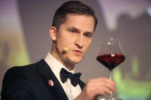Raimonds Tomsons, le vainqueur, travaille au restaurant Vincents, à Riga.Crédit Photo © Jean Bernard
