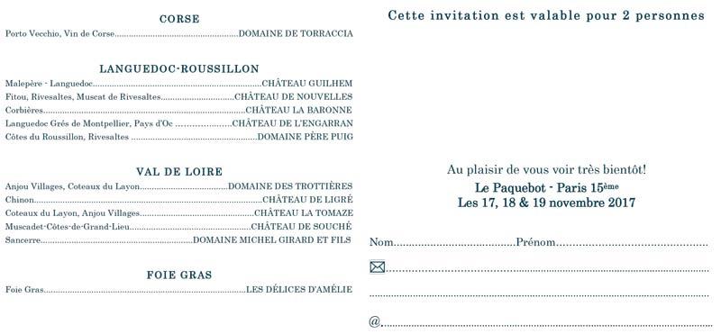 Négociants Salon des Vins, Club des Vignerons Lauréats