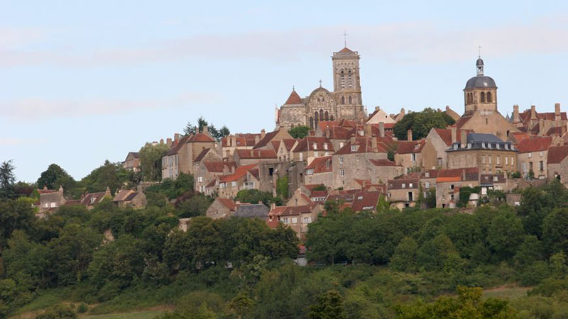 Village du Vézelay