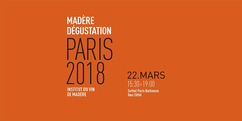 Logo masterclass degustation de vins de Madère 2018