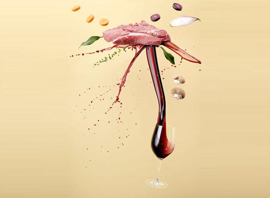 Cuisiner les restes de vin