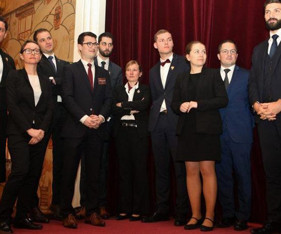 10 demi-finalistes Meilleur Sommelier de France
