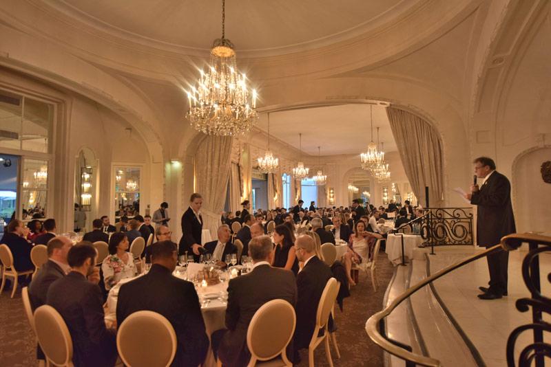 Backstage Gala de l'Association des Sommeliers de Paris 2018