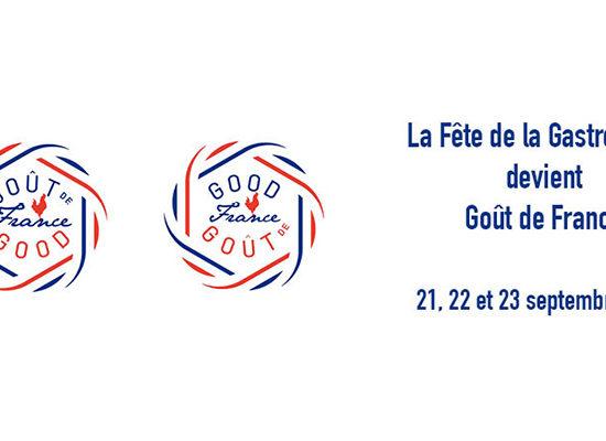 Logo Gout de France 2018