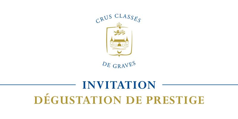Flyer Dégustation de Graves de Prestige 12 novembre 2018