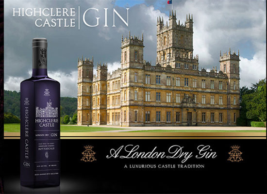 Home Page Highclere Castle Gin