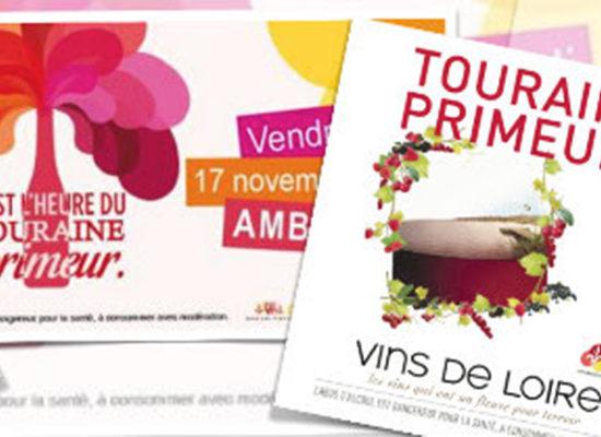 Flyer Touraine Primeur