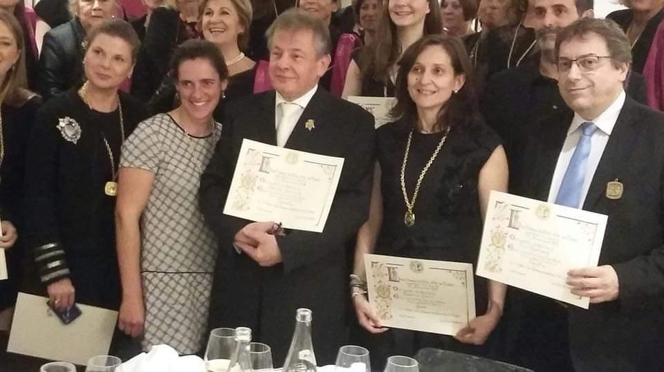 Nomination Automne de l'Ordre des dames du vin et de la table