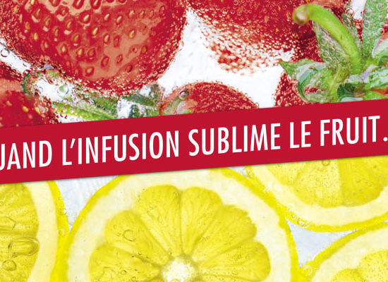 Vittel & Fruits Bio Infusée