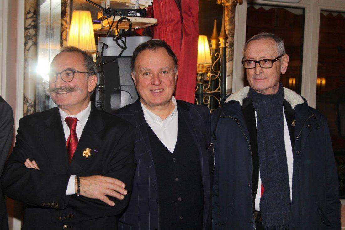 Assemblée Générale et Galette de l'Association des Sommeliers de Paris 2019