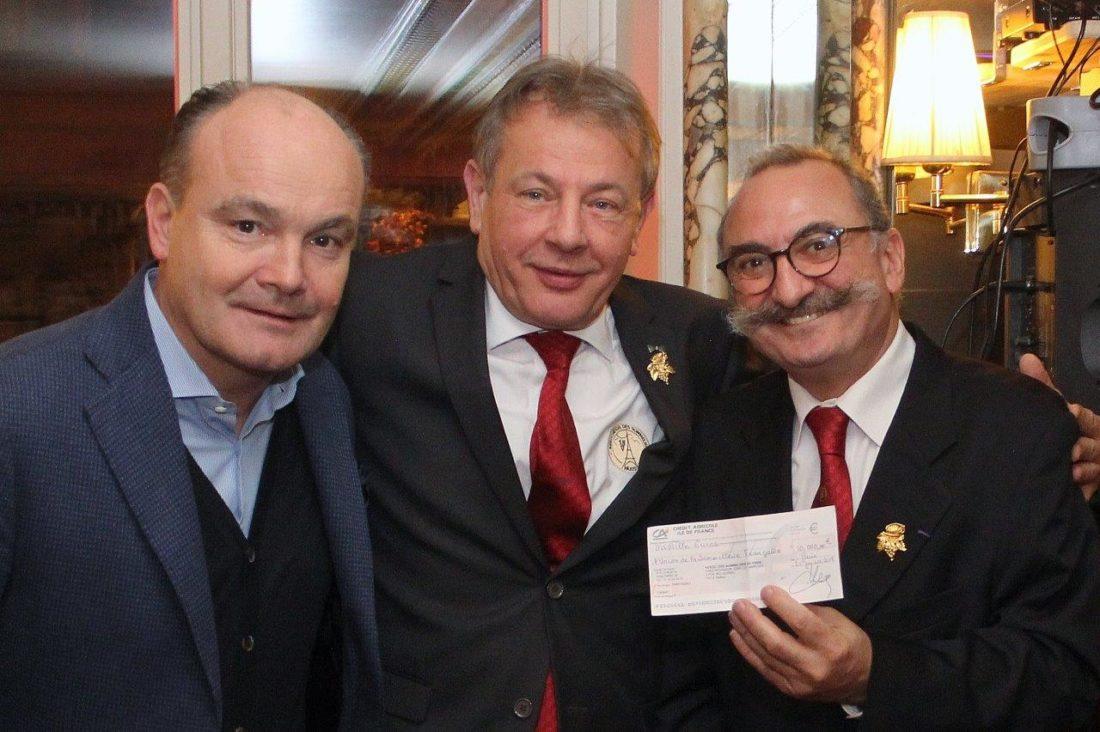 Assemblée générale et Galette de l'Association des Sommeliers de Paris
