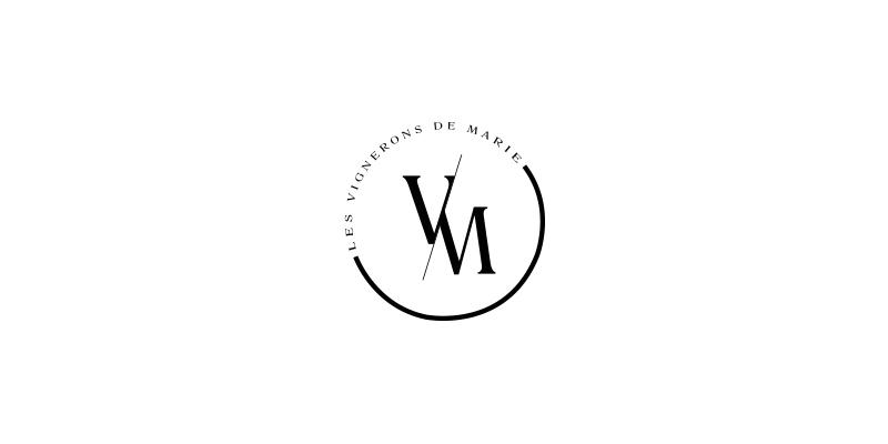 Logo Les vignerons de Marie