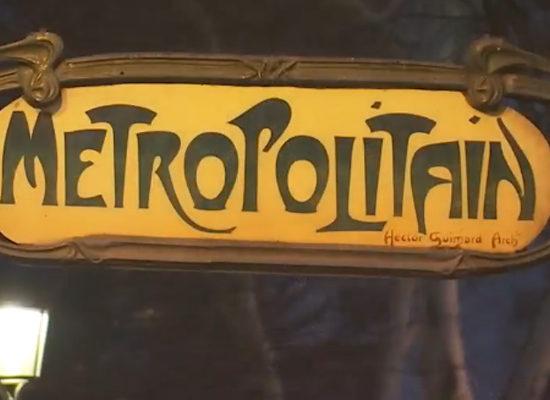 Métropolitain, Paris