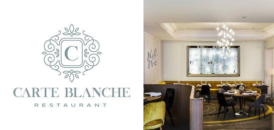 Logo et image du restaurant Carte Blanche, Paris  16è.
