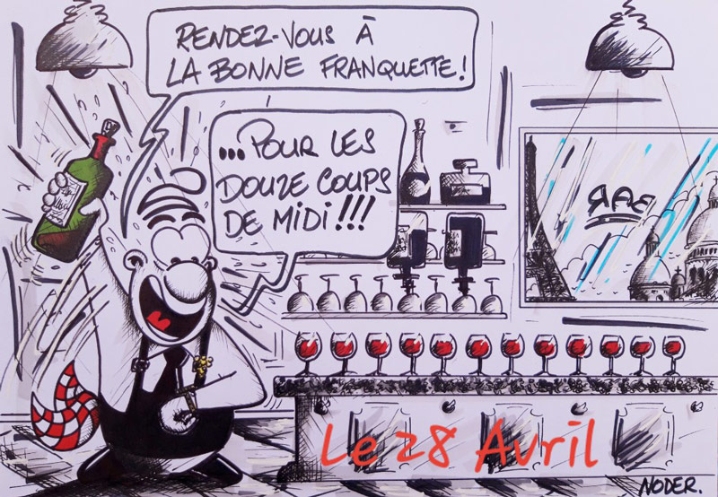 2ème illustration de la 3e Paulée de Paris 2019