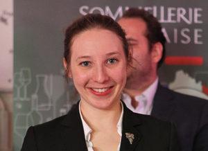 Charlotte Guyot, Meilleure Jeune Sommelière de France 2019, Trophée Duval-Leroy
