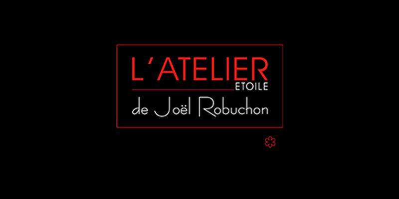 Logo de l'Atelier Joël Robuchon Etoile