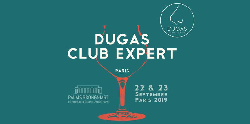 Flyer Dégustation Dugas Club Expert 2019
