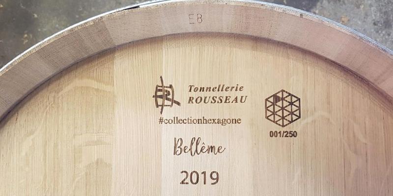 Tonneaux de la Tonellerie Rousseau au bois Belleme