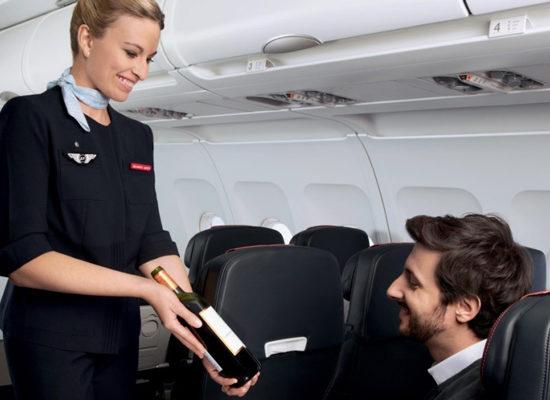 Vin sur Air France