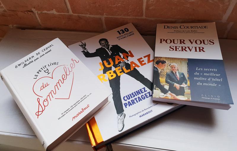 Une sélection de 3 livres pour Noël par notre président
