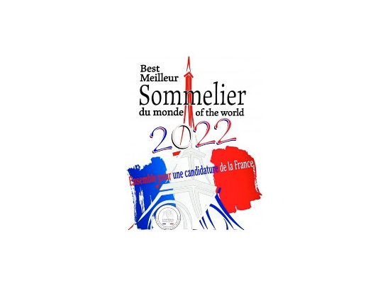 Logo Best Sommelier 2022 en France