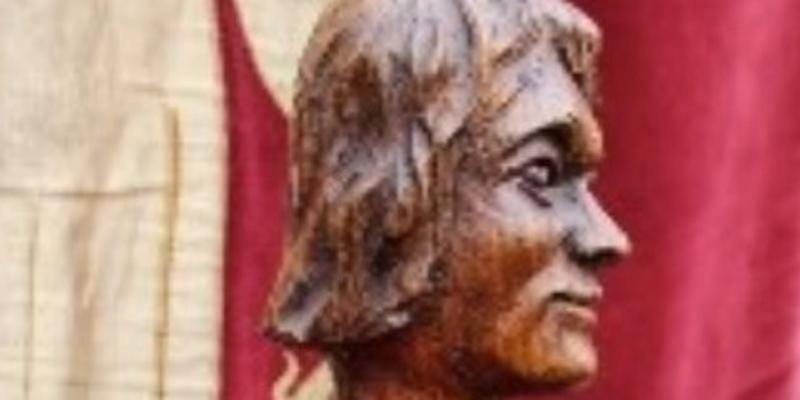 Statue de Saint-Vincent