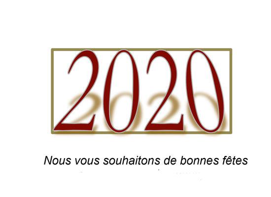 Invitation à la Galette des Rois pour les Voeux 2020 de l'Association