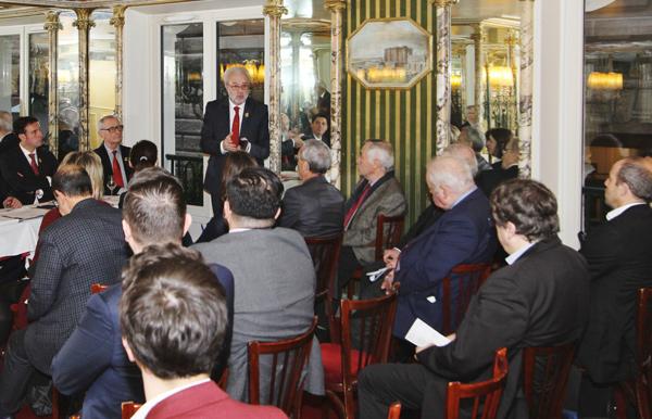 Assemblée Générale et Voeux 2020 de l'Association des Sommeliers de Paris