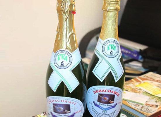 'Dehachampe' ou le champagne à base du vin de palme