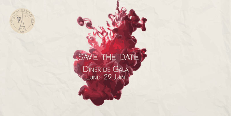 Save the date Soirée de Gala 2020